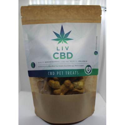 5 mg cbd pet treat